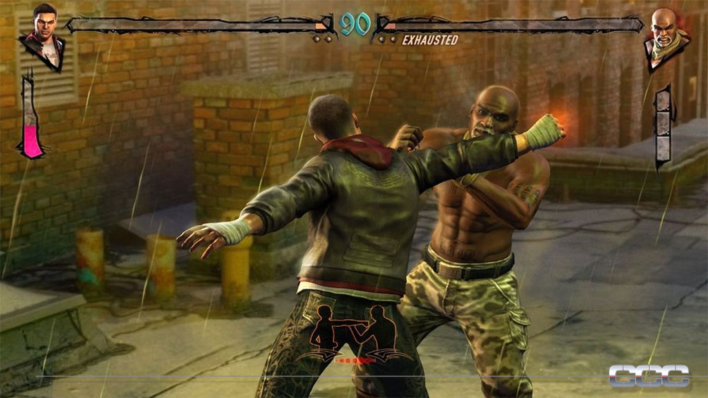 Fighters Uncaged Review For Xbox 360