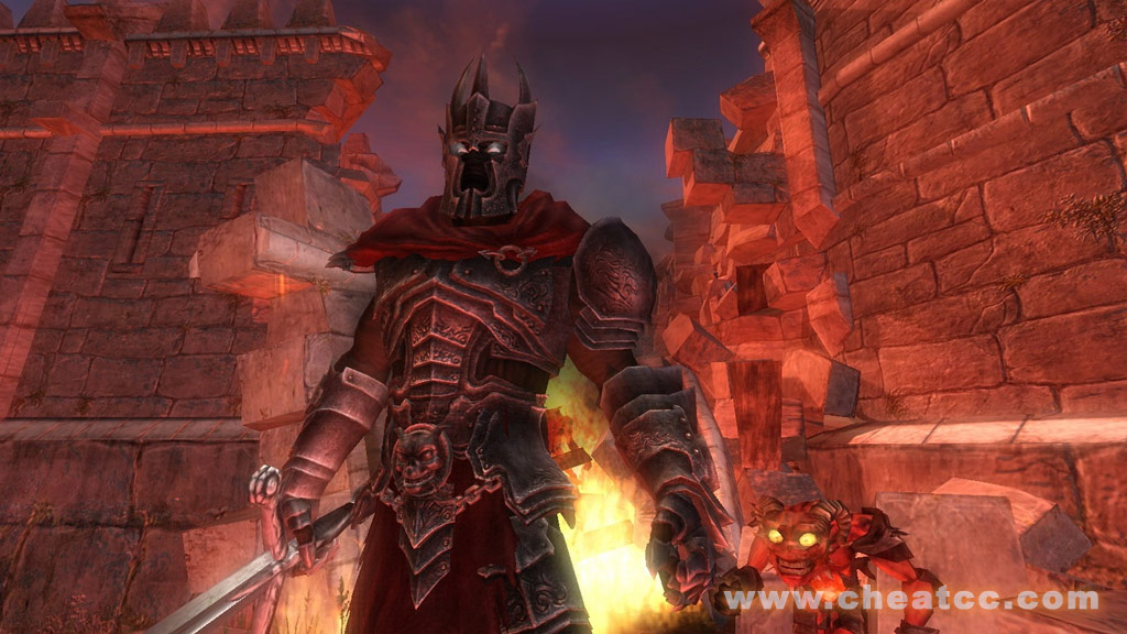 Overlord Review For Xbox 360 X360