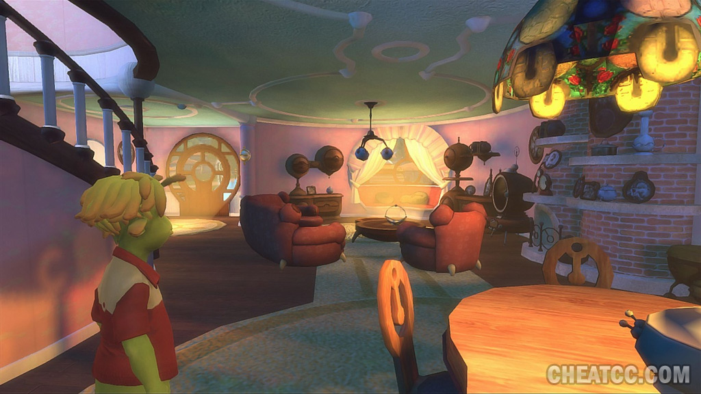 Planet 51 Review For Xbox 360