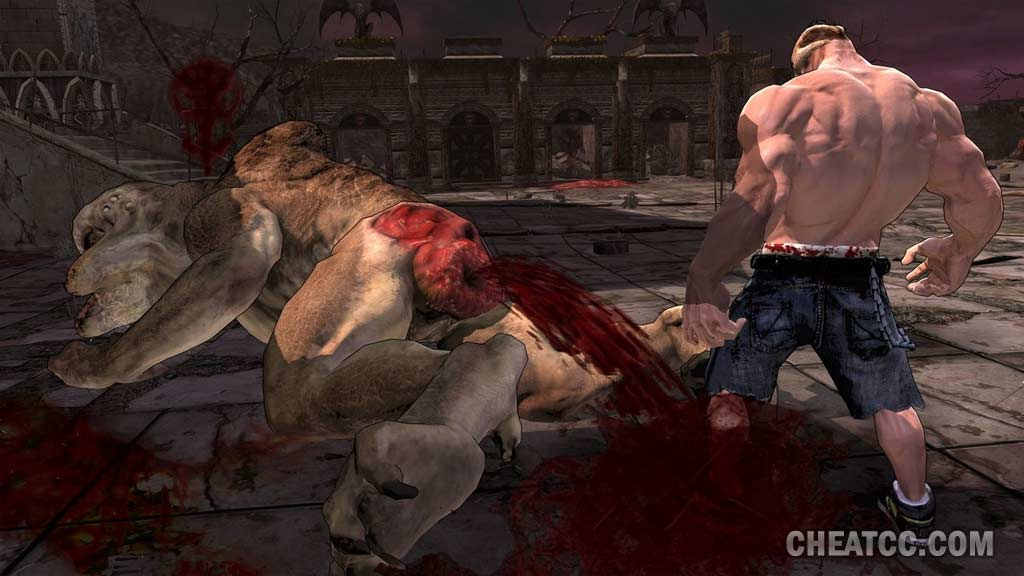 Splatterhouse Review For Xbox 360 X360