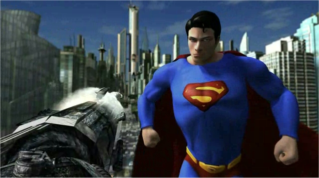 Superman Returns Review Preview For Xbox 360 X360
