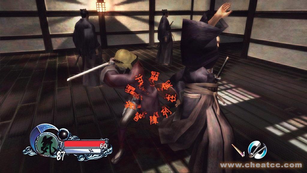 Tenchu Z Review For Xbox 360 X360