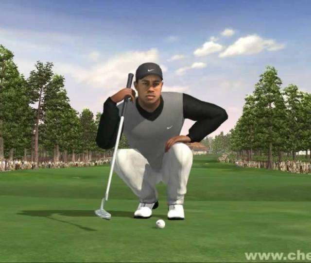 Tiger Woods Pga Tour 07 Screenshot Click To Enlarge