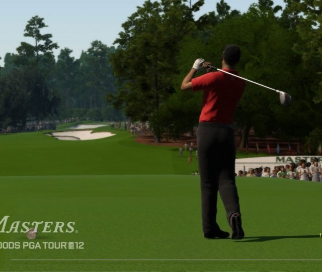 Tiger Woods Pga Tour 12 The Masters Screenshot Click To Enlarge