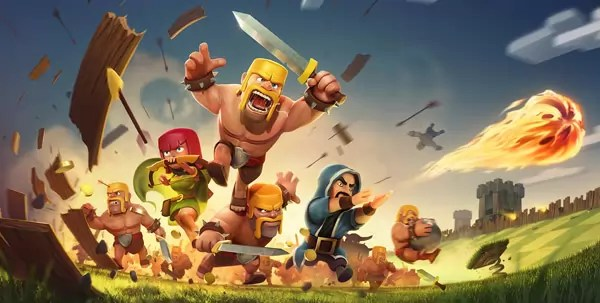 clash of clan terbaru