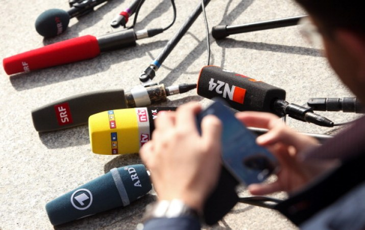 broadcasting equipment