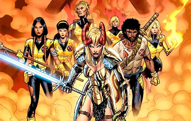 Image result for x-men new mutants