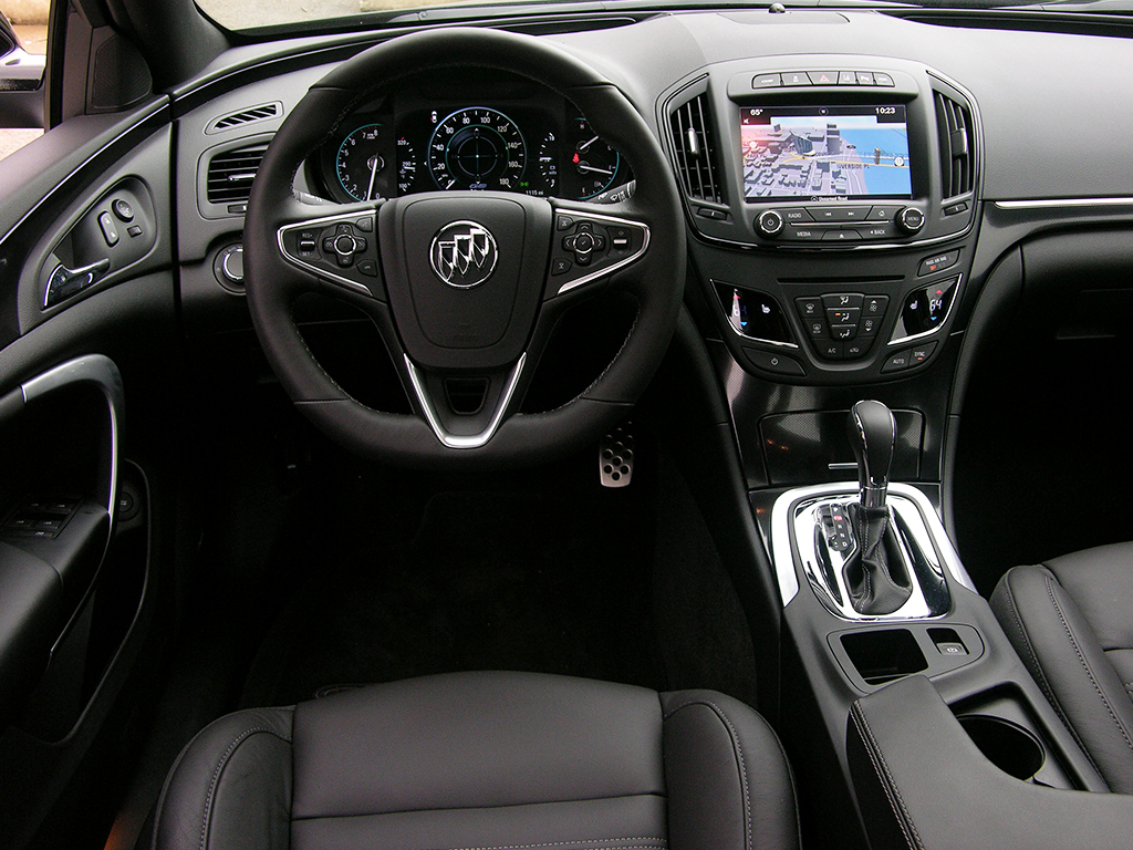 2016 Buick Regal GS Review Luxury For Around 35000