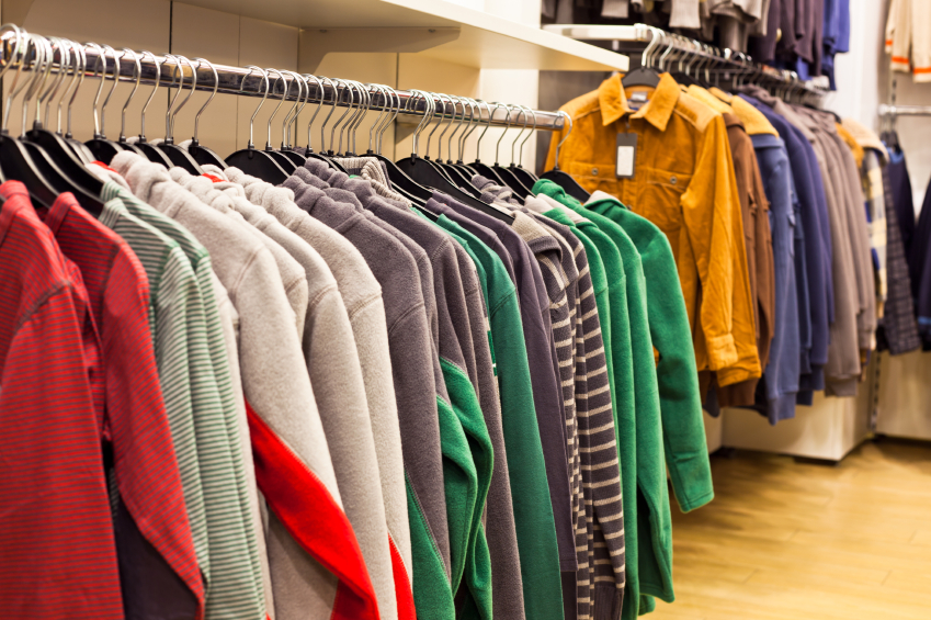 Here's how you can save money on clothes
