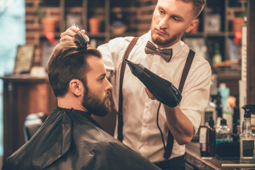 5 Reasons Why Men Should Blow Dry Their Hair