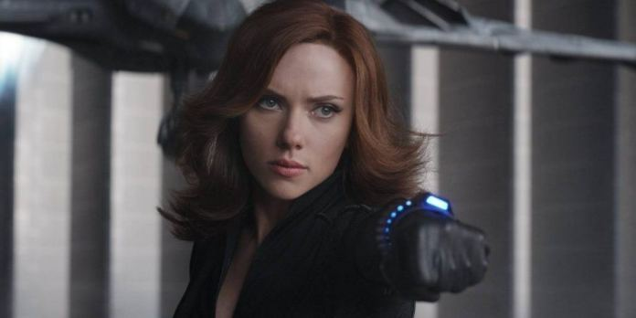 Black widow in the Civil War
