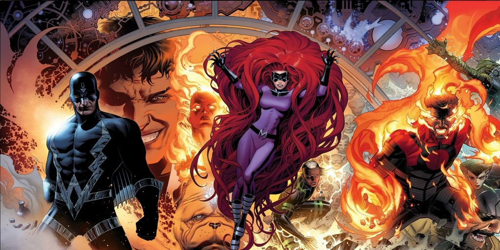 Inhumans Everything We Know About Marvels New TV Show