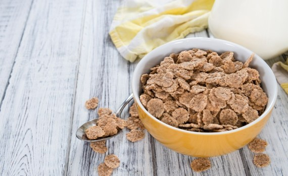 Wholemeal Cornflakes