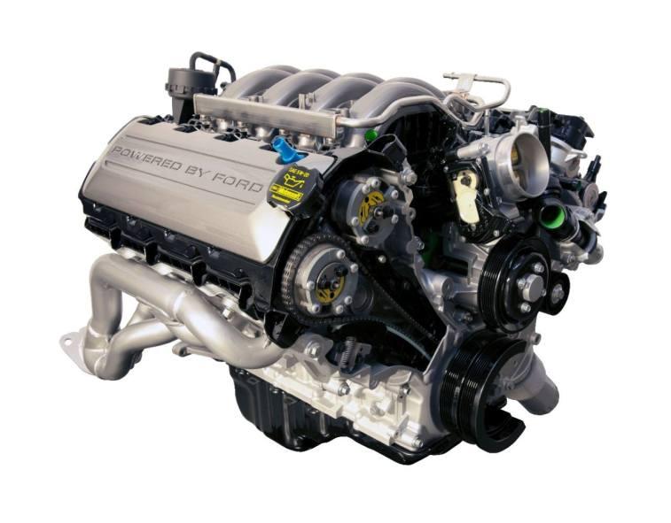 Ford 5.0 liter Coyote V8