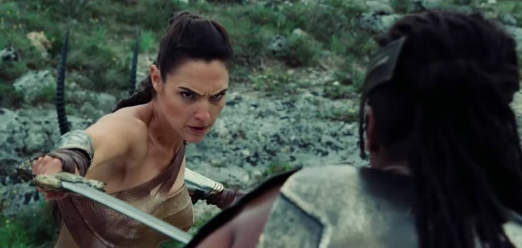 Image result for wonder woman 2017 diana training