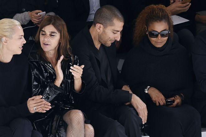 Janet Jackson and ex-husband Wissam Al Mana