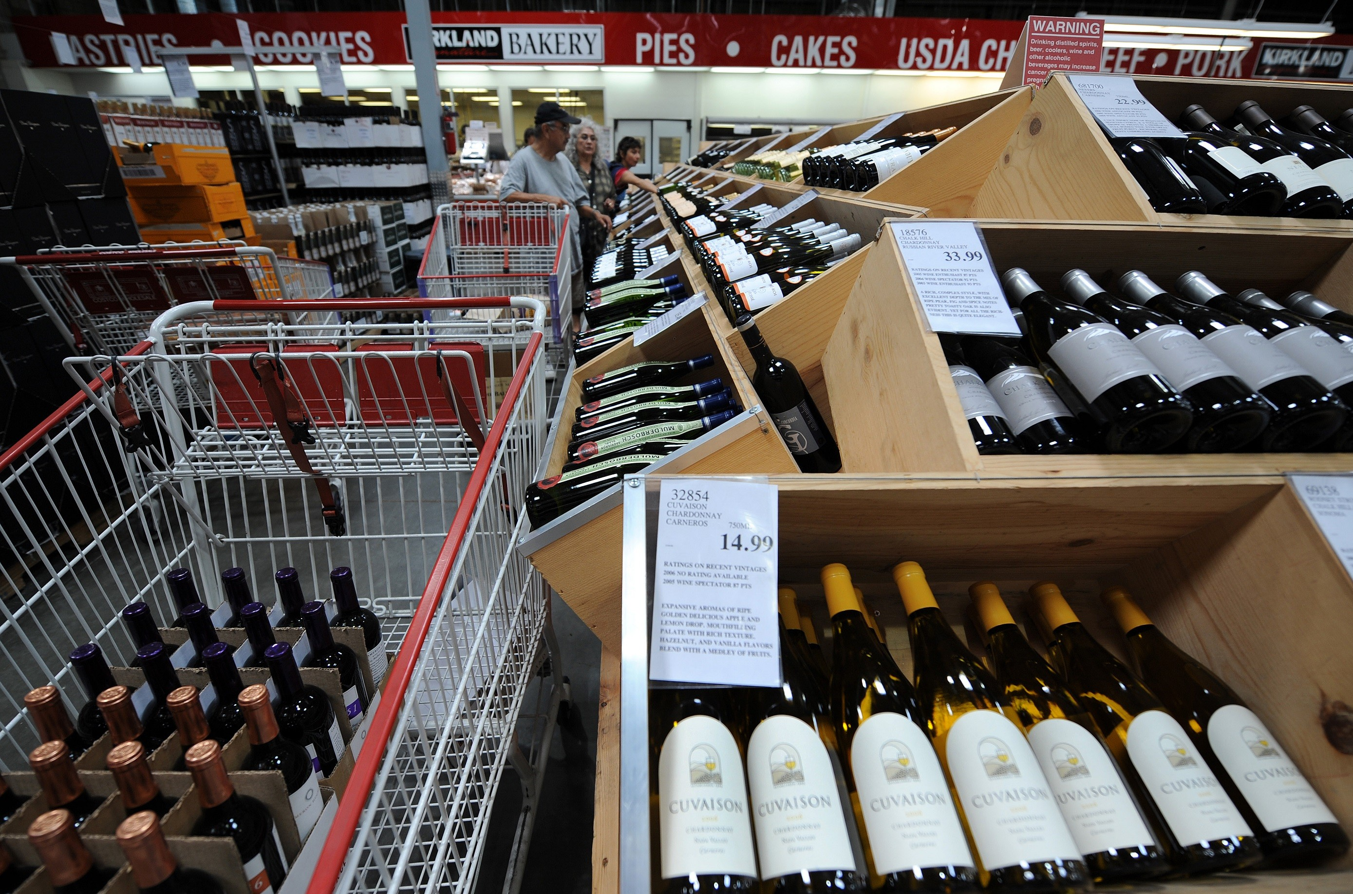best wines you can buy at costco