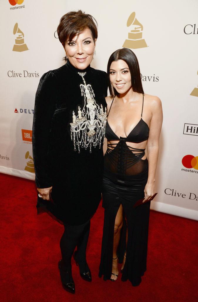 Kourtney Kardashian Admits Her Unconventional Relationship ...
