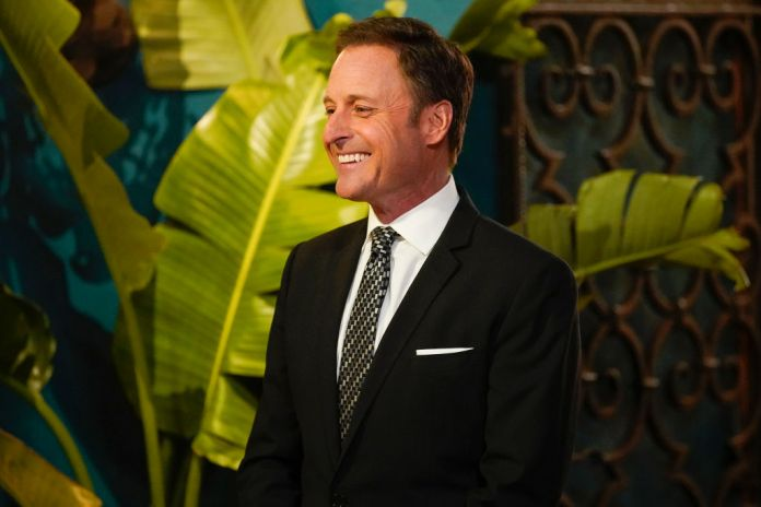 Chris Harrison on ABC's