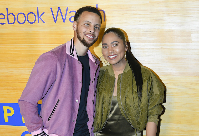 Ayesha Curry Says Basketball Season Is When Meal Prep Matters Most For Her Family