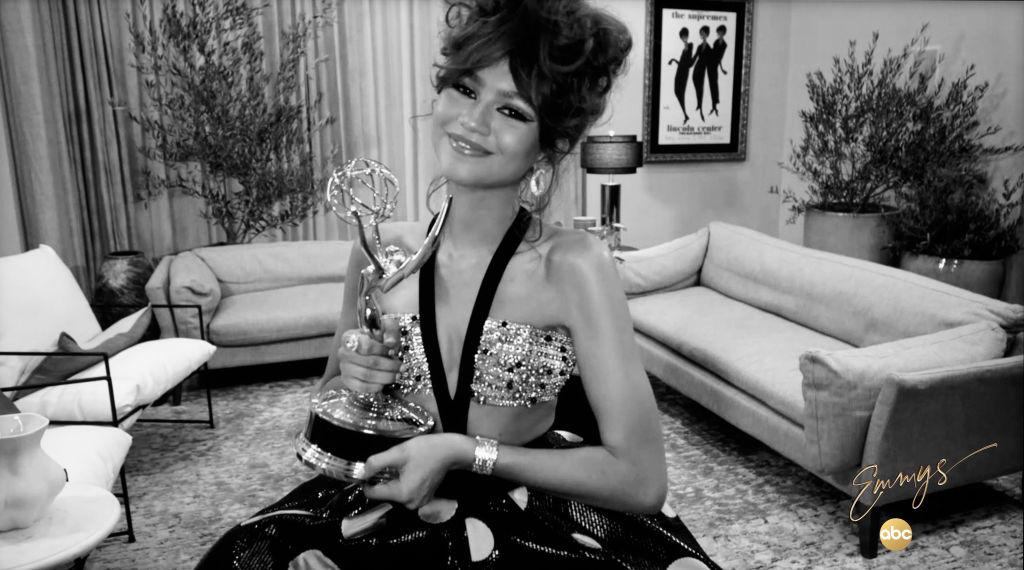 How Jacob Elordi Responded to Zendaya's Emmy Win on Instagram thumbnail