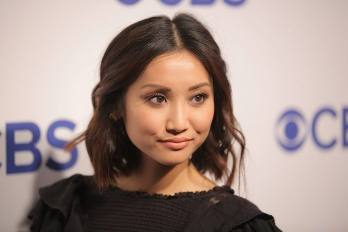Brenda Song at the 2016 CBS Upfront