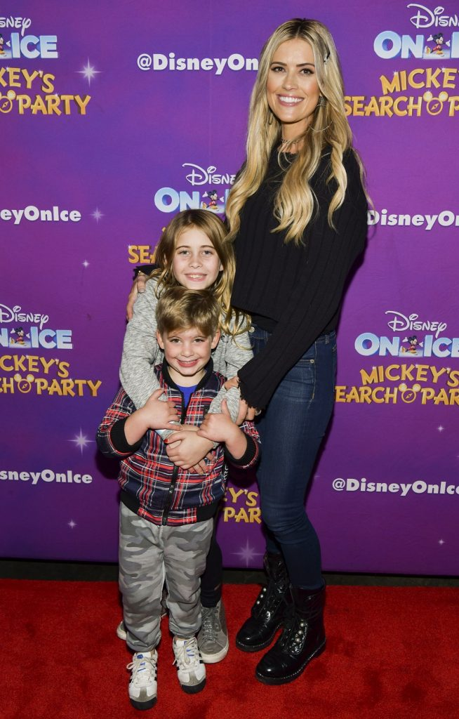 Brayden El Moussa, Taylor El Moussa, and Christina Anstead will attend the 2019 Disney On Ice