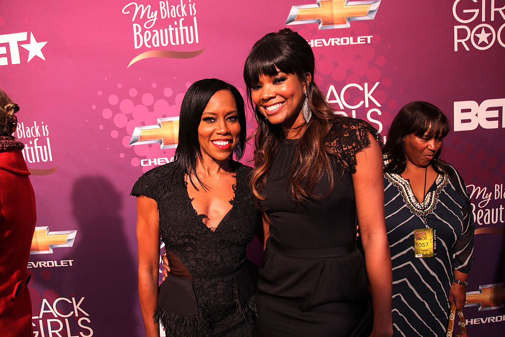 Union of Regina King and Gabrielle