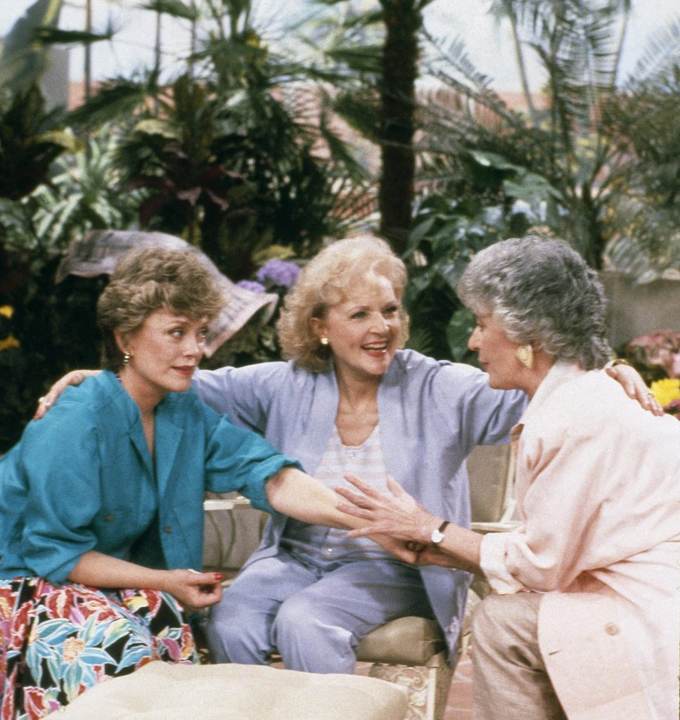 The team of 'The Golden Girls'