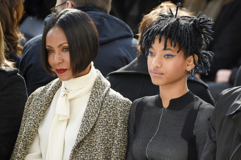 Jada Pinkett Smith and Willow Smith will attend the Chanel show