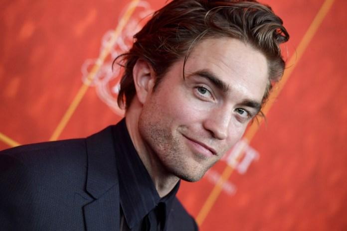 Am Batman Robert Pattinson