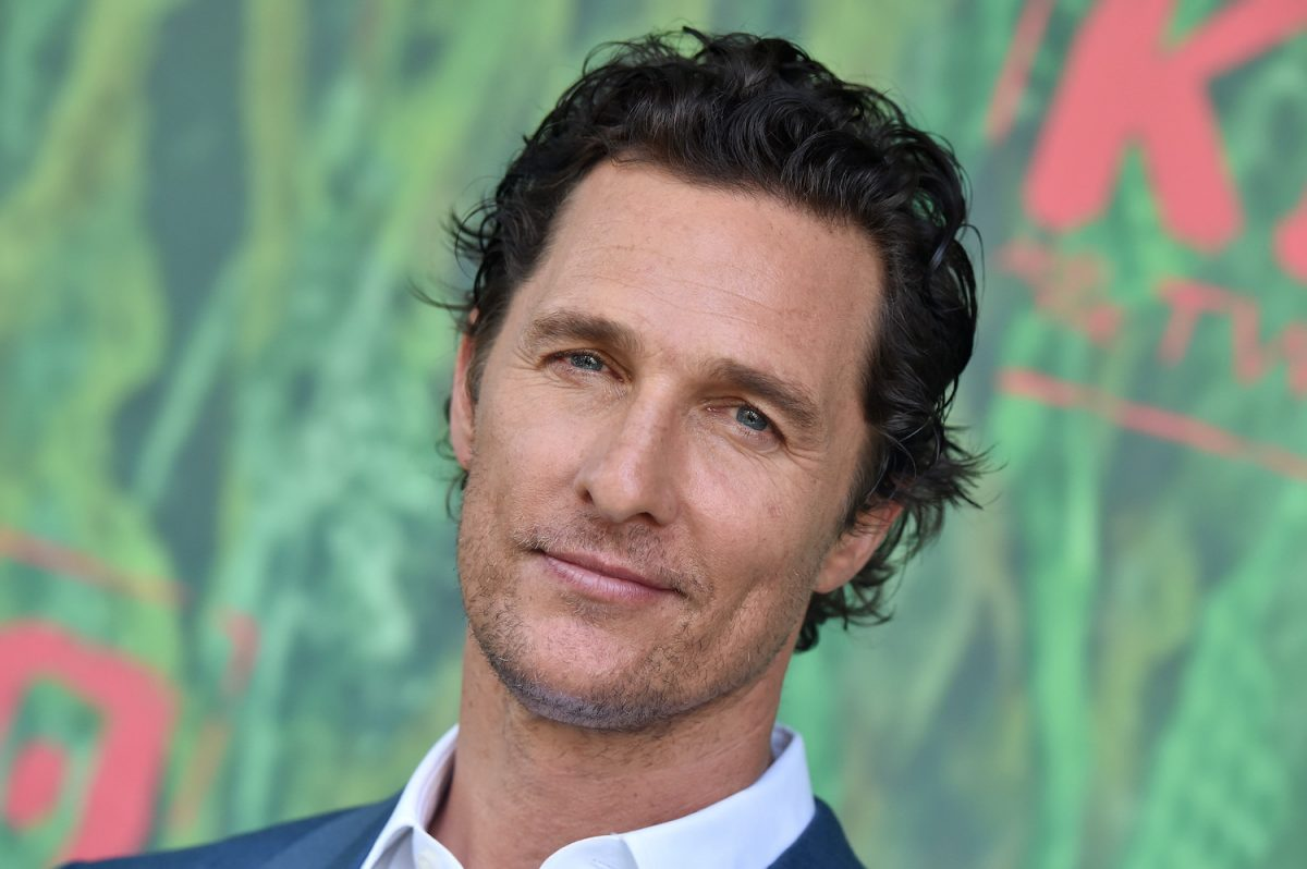 Matthew McConaughey will be premiered of 'Kubo And The Two Strings' on August 14, 2016