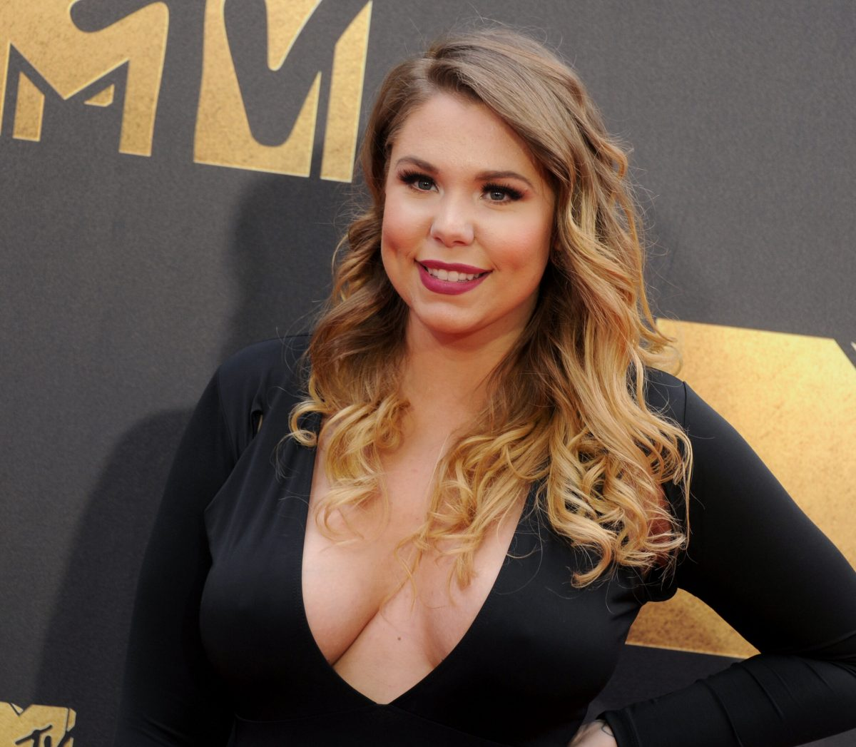 Kailyn Lowry at the 2016 MTV Movie Awards
