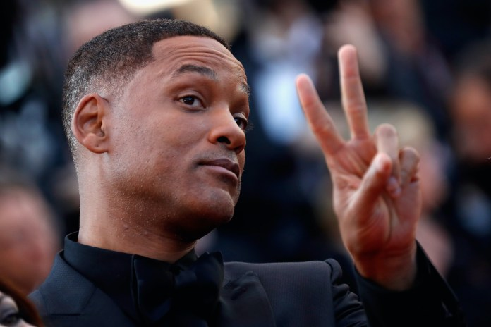 Will Smith and Charlie Mack