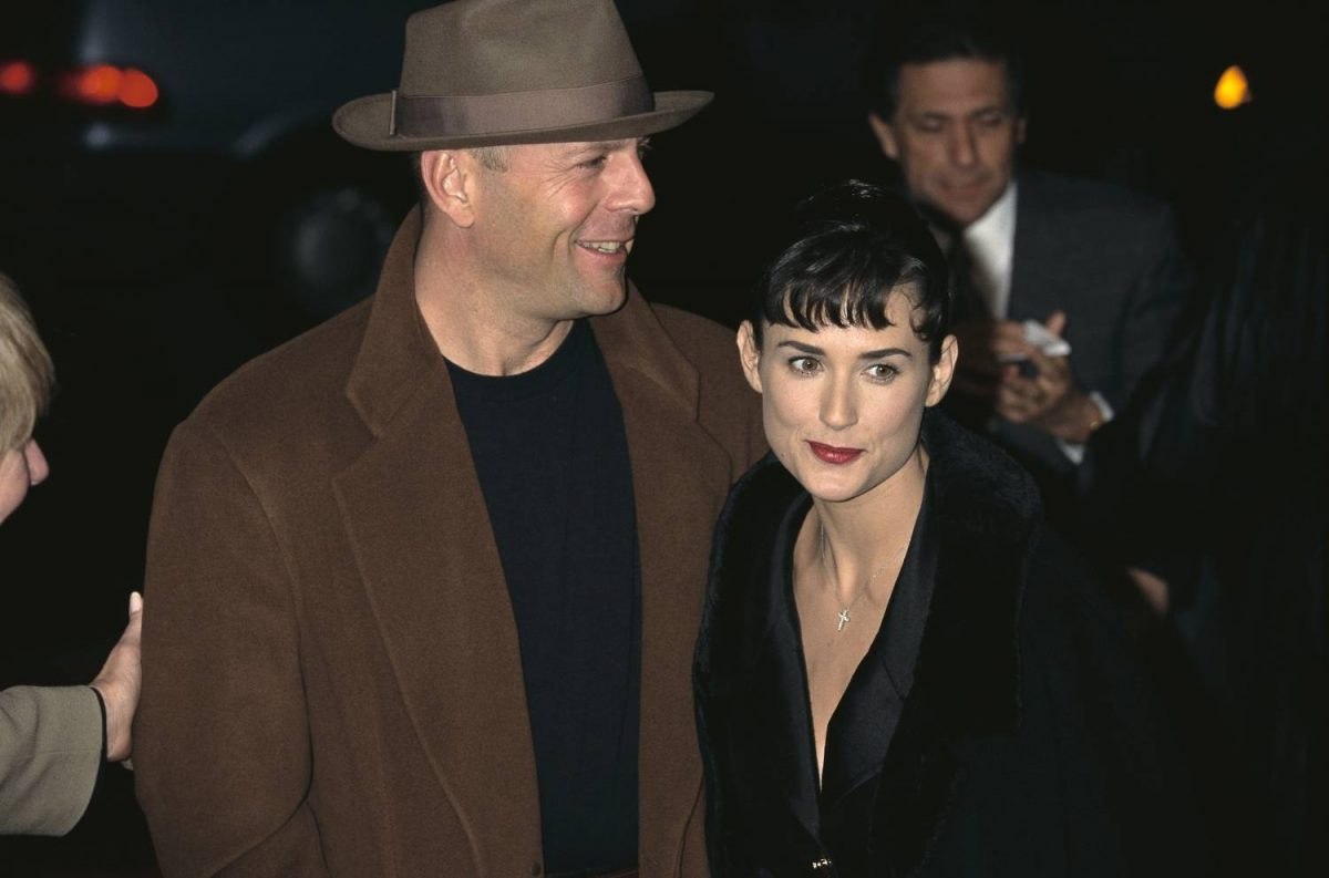 Demi Moore and Bruce Willis will attend the premiere of 'The Juror'