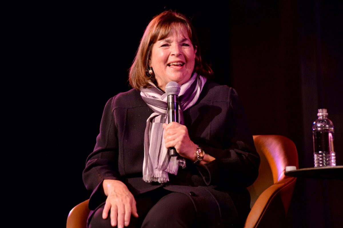 Ina Garten will take to the stage at the 2019 New Yorker Festival