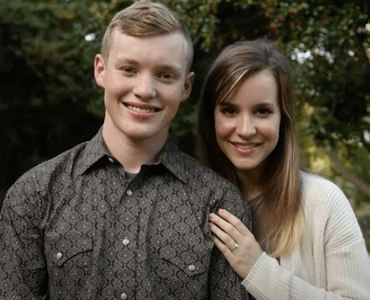 'Counting on' Justin Duggar and Claire Spivey