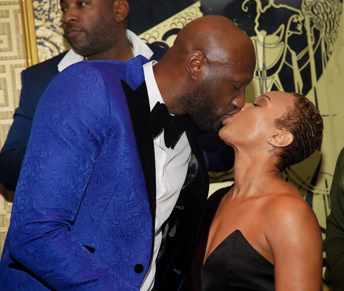 Lamar Odom and Sabrina Parr will attend R&B Ladies Love at Medusa on November 7, 2019 in Atlanta, Georgia