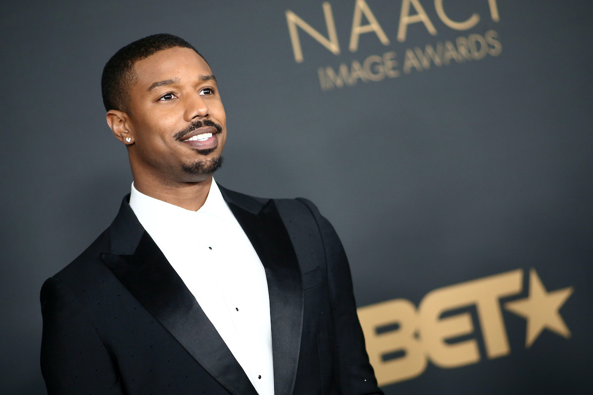 Michael B. Jordan will attend the 51st NAACP Image Awards