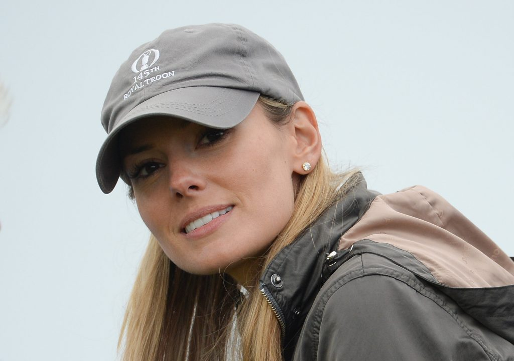 Erica Stoll, wife of Rory McIlroy