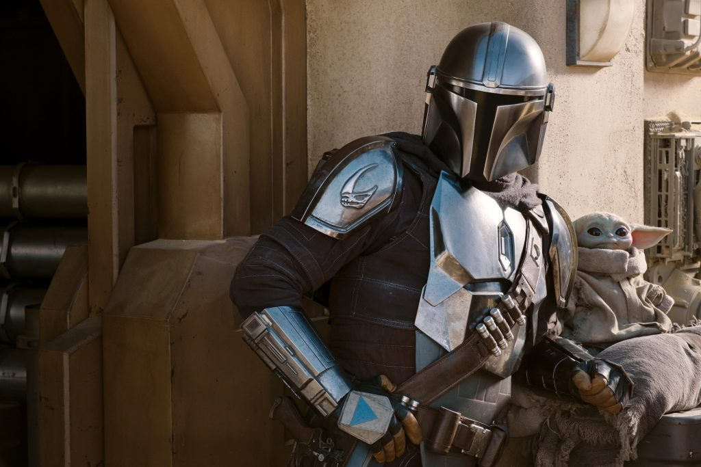 Mandalorian time and the child