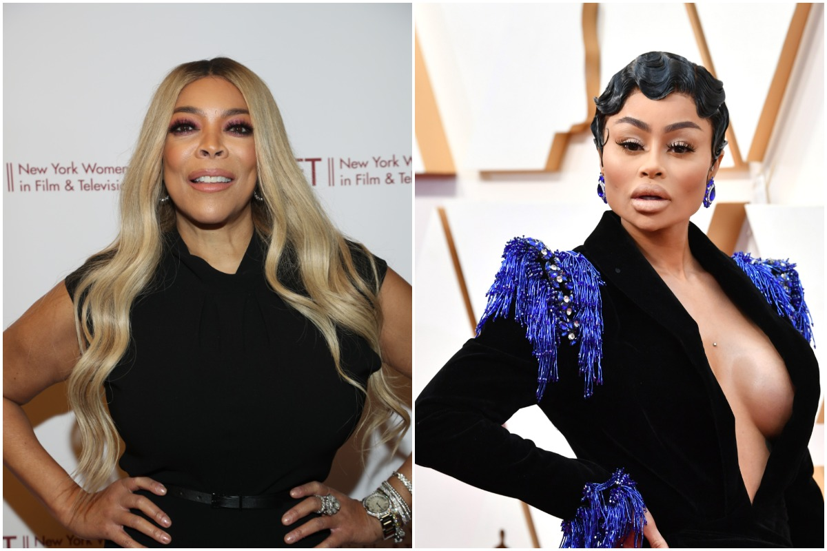 Wendy Williams will be attending the 2019 40th Annual NYWIFT Muse Awards at the New York Hilton Midtown on December 10, 2019 in New York City./Blac Chyna will be attending the 92nd Annual Academy Awards at Hollywood and the Highlands on February 09, 2020 in Hollywood, California.