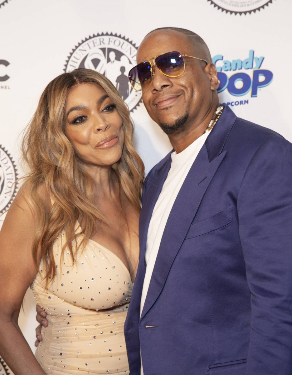 Wendy Williams dressed as Norma Kamali and Kevin Hunter will attend Wendy Williams and The Hunter Foundation gala at Hammerstein Ballroom.