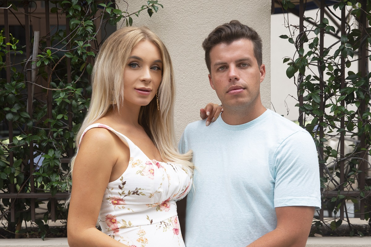 Yara and Jovi on '90 Fiancé Days'