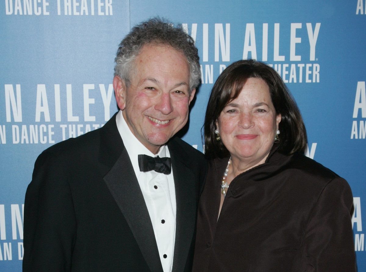 Jeffrey Garten and Ina Garten will attend the Opening Night Gala of Alvin Ailey American Dance Theater in downtown New York on November 28, 2012