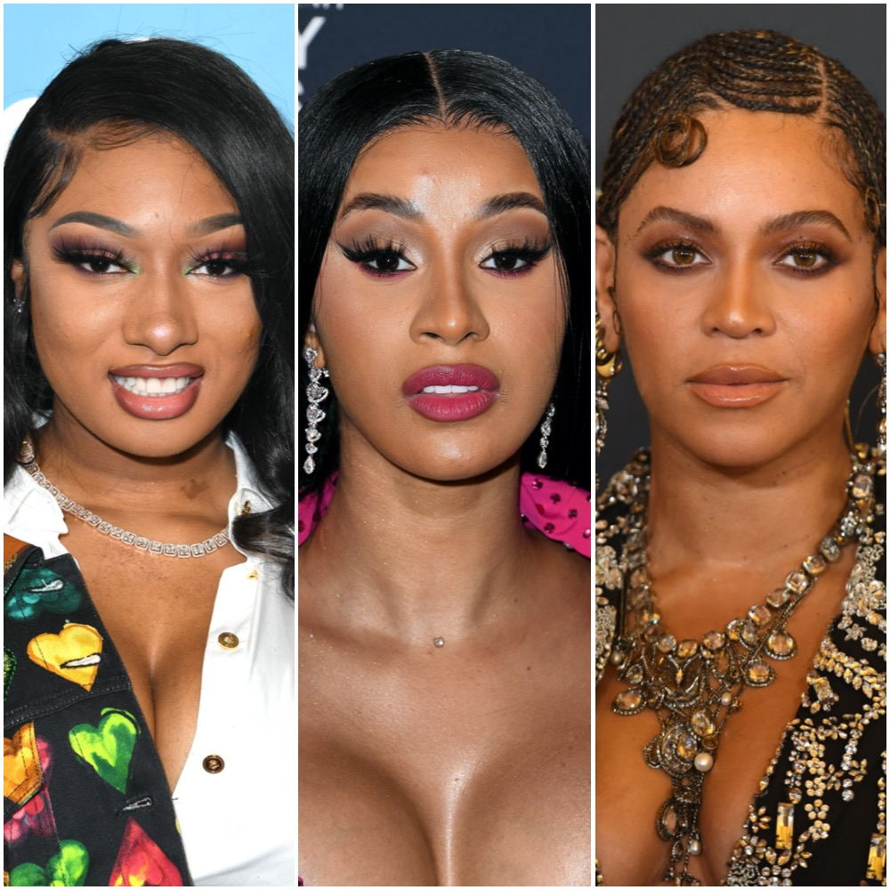 Stall Megan Thee, Cardi B, and Beyoncé