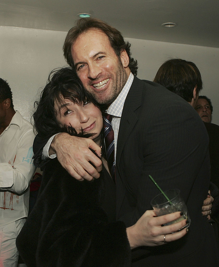 Gilmore Girls member Scott Patterson and creator Amy Sherman-Palladino