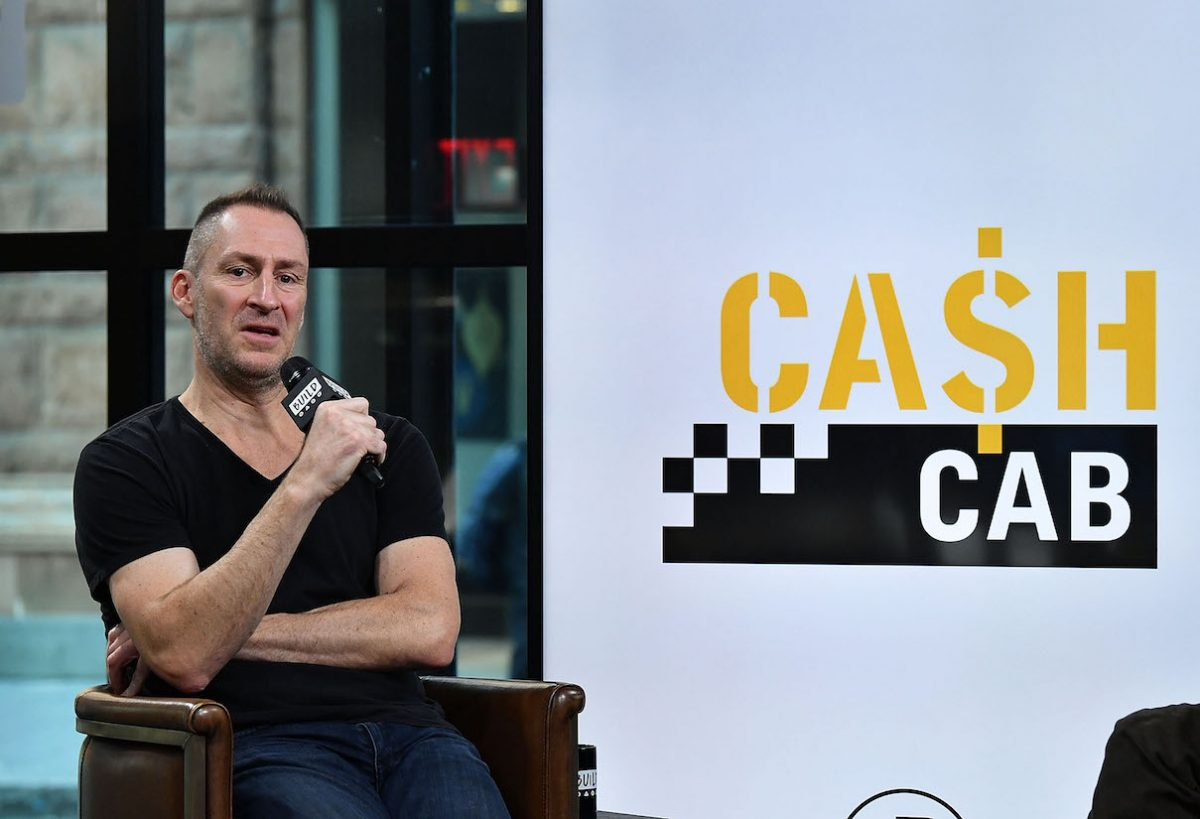 Ben Bailey will talk about 'Cash Cab' at an event at Build Studios