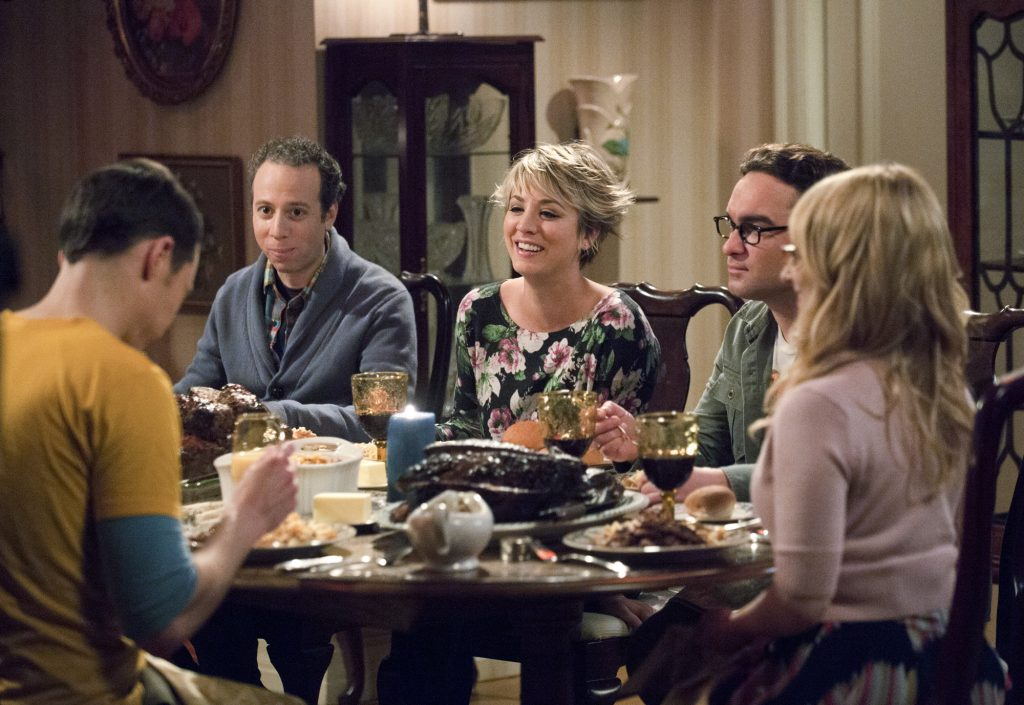 Cast of 'The Big Bang Theory' (2)