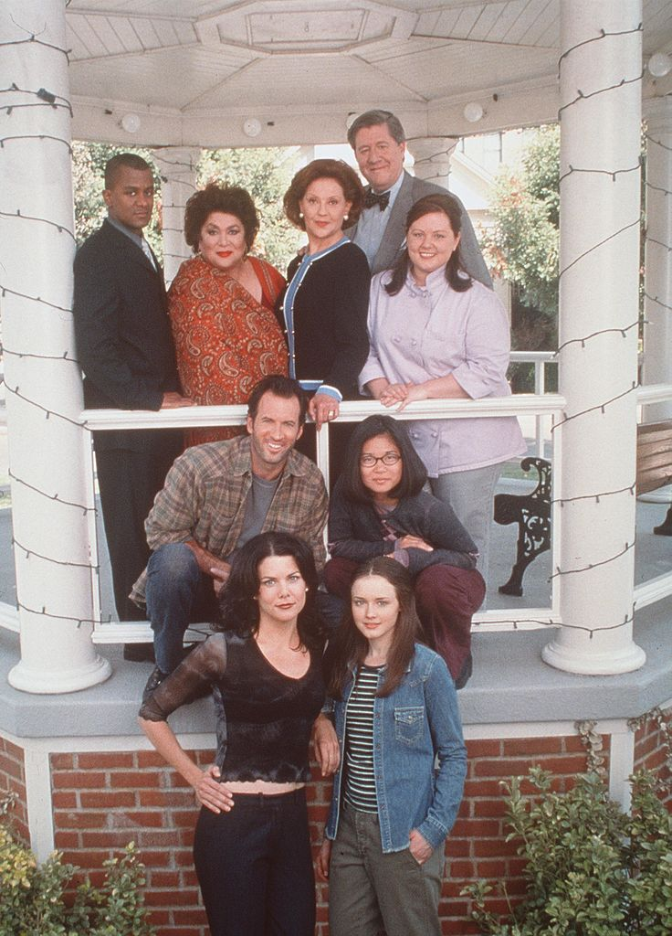 The team of Gilmore girls